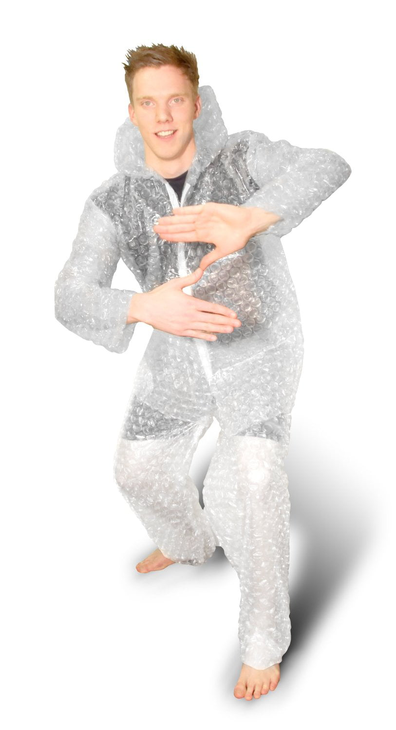 Bubble Wrap Zoltan Costume Dude Where\'s My Car? Movie Suit ...