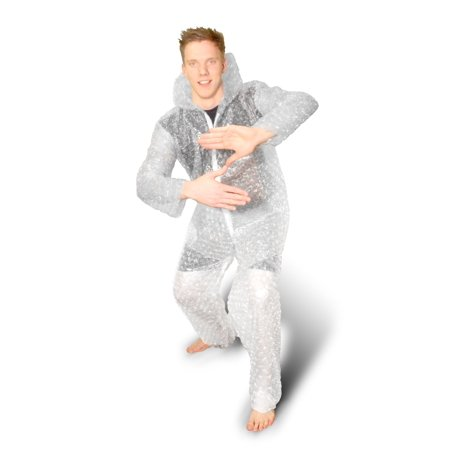 Bubble Wrap Costume Zoltan Dude Where's My Car Interstellar Jumpsuit Space Suit