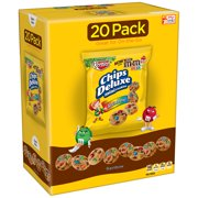 Keebler Chips Deluxe Mini Rainbow Cookies with M&M's Minis 1 oz 20 ct
