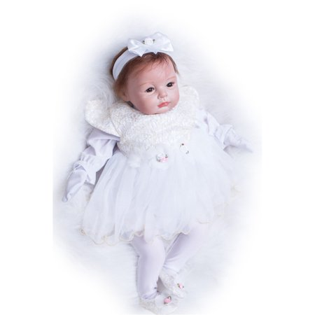 Npk Collectionreborn Baby Doll Soft Silicone 20inch 50cm