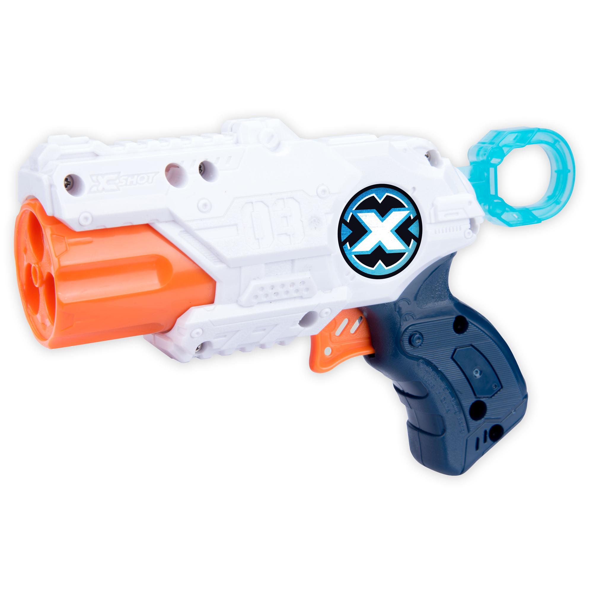 ZURU X-Shot MK3 Dart Blaster with 8 Darts