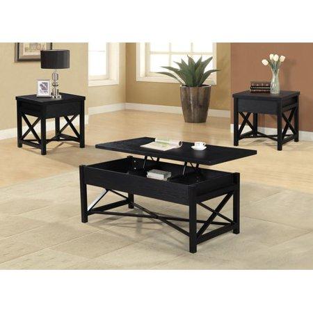 Alcott Hill Houlihan 3 Piece Coffee Table Set