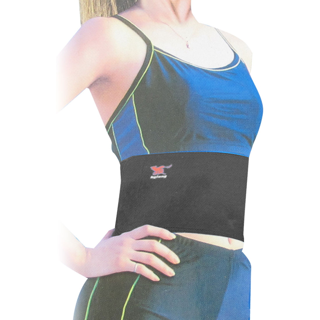 Breathable Compression Lose Weight Sports Waist Trimmer Support Belt Brace For Women