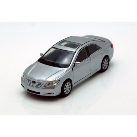 Toyota Camry, Silver - Welly 42391 - 4.5