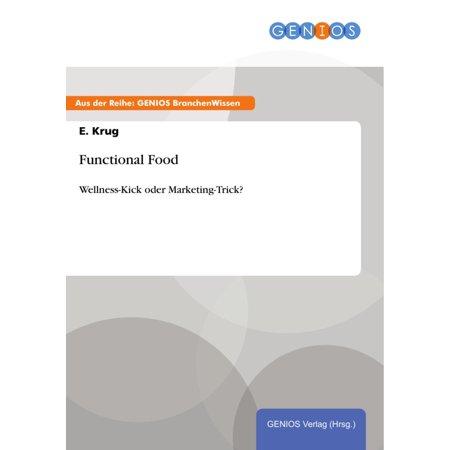 Functional Food - eBook (Functional Foods)