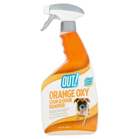 Out  Orange Oxy Stain   Odor Remover  32 Fl Oz