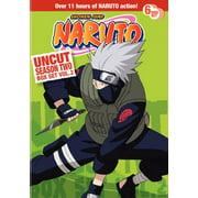 Naruto Uncut: Season 2, Volume 2 (DVD)