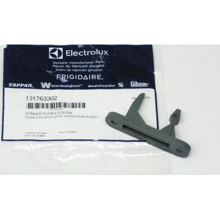 Electrolux Frigidaire 131763302 Washing Machine Door Striker Gray P4508273