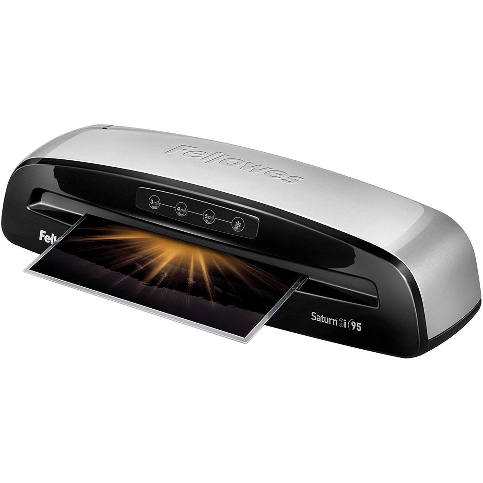 Saturn 3i 95 Laminator with Pouch Starter Kit