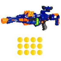 Best Choice Products Electric Soft Foam Ball Long-Distance Blaster Toy