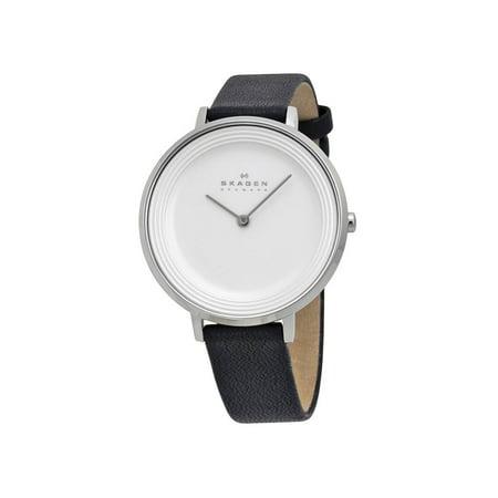 - Skagen Women's Ditte Watch Quartz Mineral Crystal SKW2261