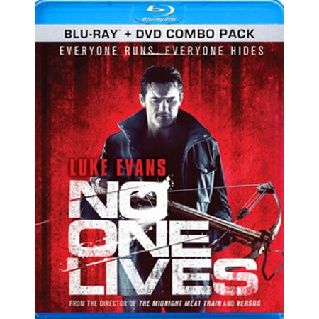No One Lives (Blu-ray) - Andrea Tantaros Halloween