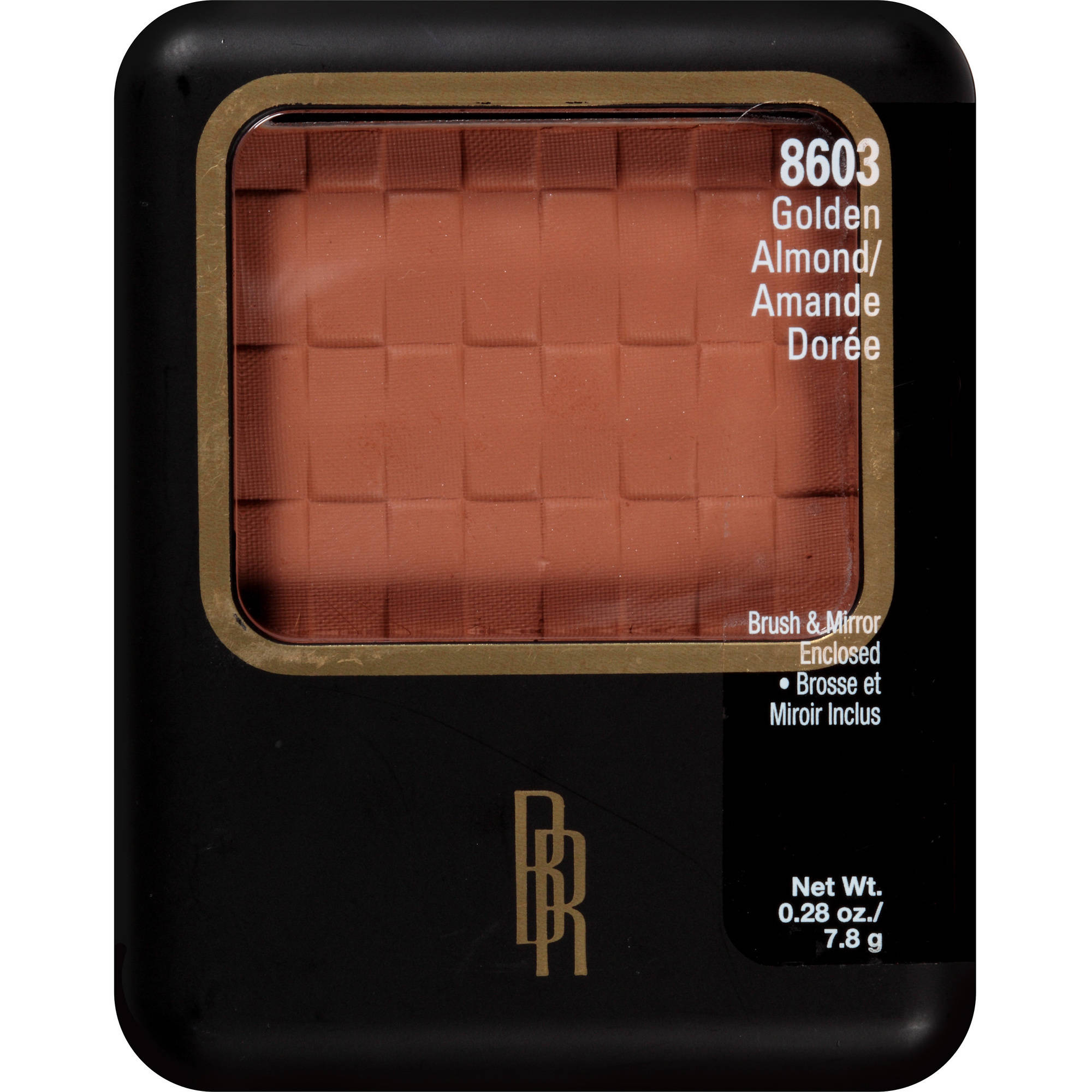 Black Radiance Pressed Facial Powder, 8603 Golden Almond, 0.28 oz