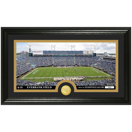 Jacksonville Jaguars Stadium Panoramic Photomint - No Size