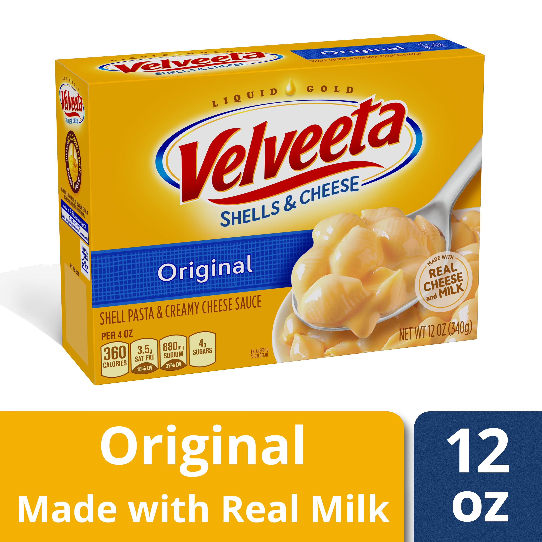 Velveeta Original Shells & Cheese 12 oz. Box