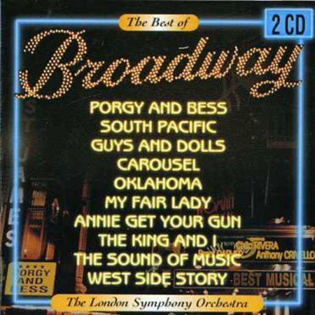 Best of Broadway (CD)