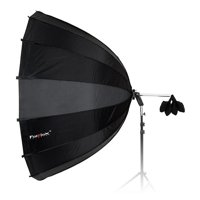 Fotodiox SBX-Parabolic-80in 80 in. Parabolic Softbox with Speedring for Bowens, Calumet, Interfit