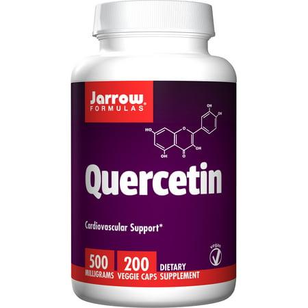 Jarrow Formulas Quercetin, For Cardiovascular Support, 500mg, 200
