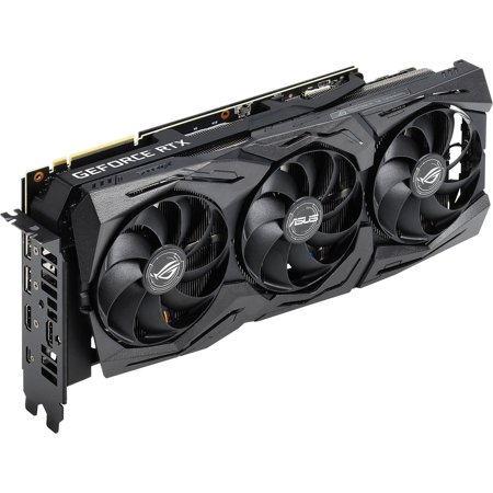 ASUS ROG Strix GeForce RTX 2080 Advanced Overclocked 8G GDDR6 HDMI DP 1.4 USB Type-C Gaming Graphics Card (ROG-STRIX-RTX-2080-A8G)