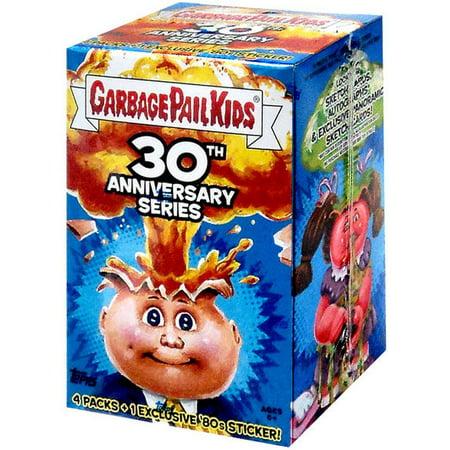 2015 Garbage Pail Kids 30th Anniversary 10pk Value Box