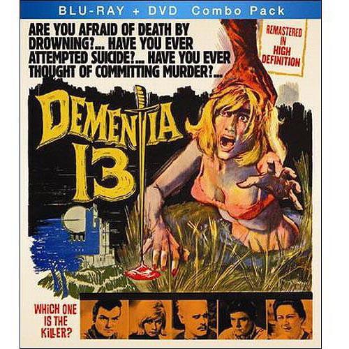 Dementia 13 (Blu-ray + Standard DVD)