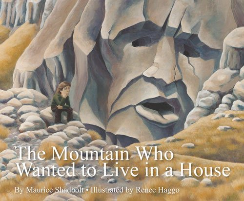 The Mountain Who Wanted to Live in a House by