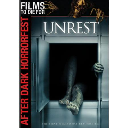 After Dark Horror Fest: Unrest (DVD) - Movie Park Halloween Horror Fest Trailer
