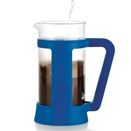 Bialetti Modern 3-Cup French Press Coffee Maker, Blue - image 1 de 5