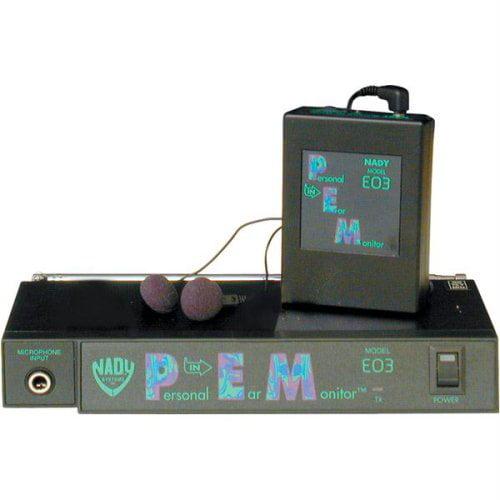 Nady EO3 EE Wireless In-ear Monitor System