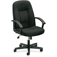 HON, High-Back Executive Chair, 1 / Each, Black