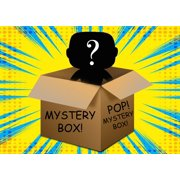 Pop! Mystery Box!! - Commons, Chase, Exclusives