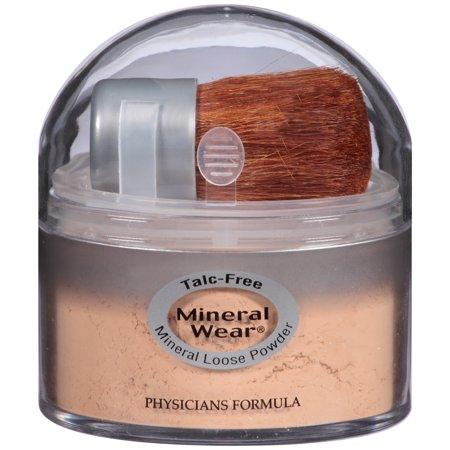 Physicians Formula Mineral Wear? Natural Beige Mineral Loose Powder SPF 16 0.49 oz. Jar