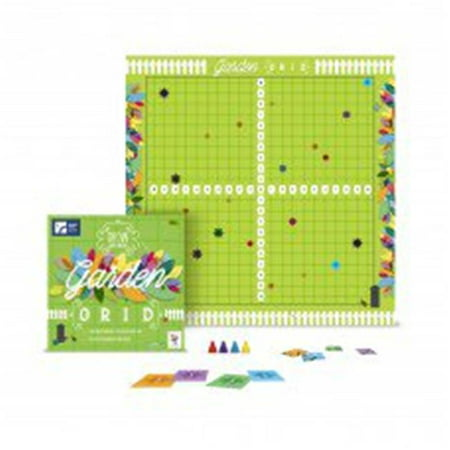 American Educational Products SR-1592 Garden Grid Game