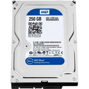 250GB WD BLUE SATA 6GB/S 3.5IN DISC PROD SPCL SOURCING SEE NOTES