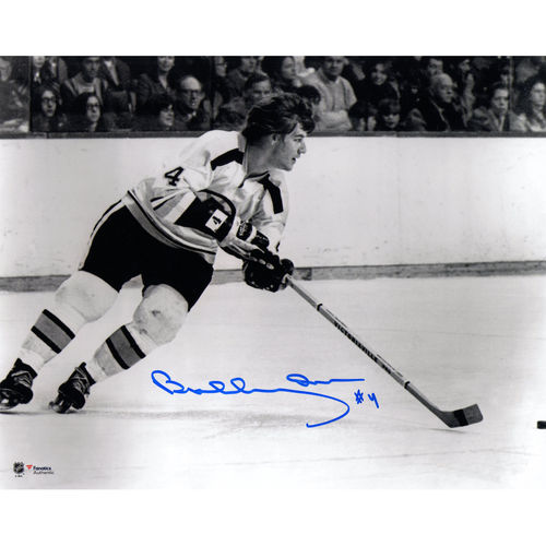 "Bobby Orr Boston Bruins Autographed 8"" x 10"" Horizontal Skating Photograph No Size by Fanatics Authentic"