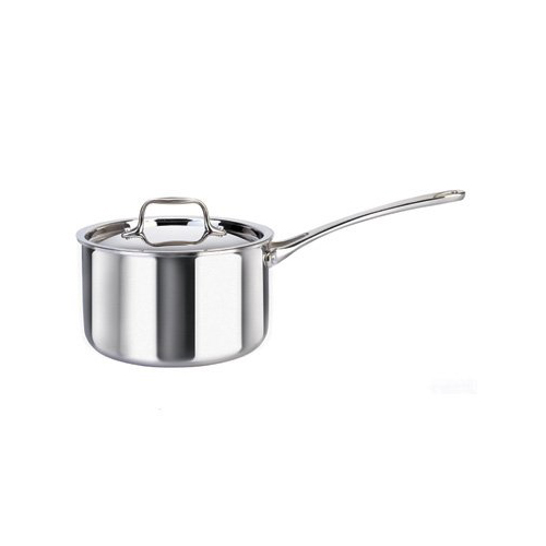 Josef Strauss Cool Kitchen Integral 3 Tri-Ply Saucepan 4 Qt
