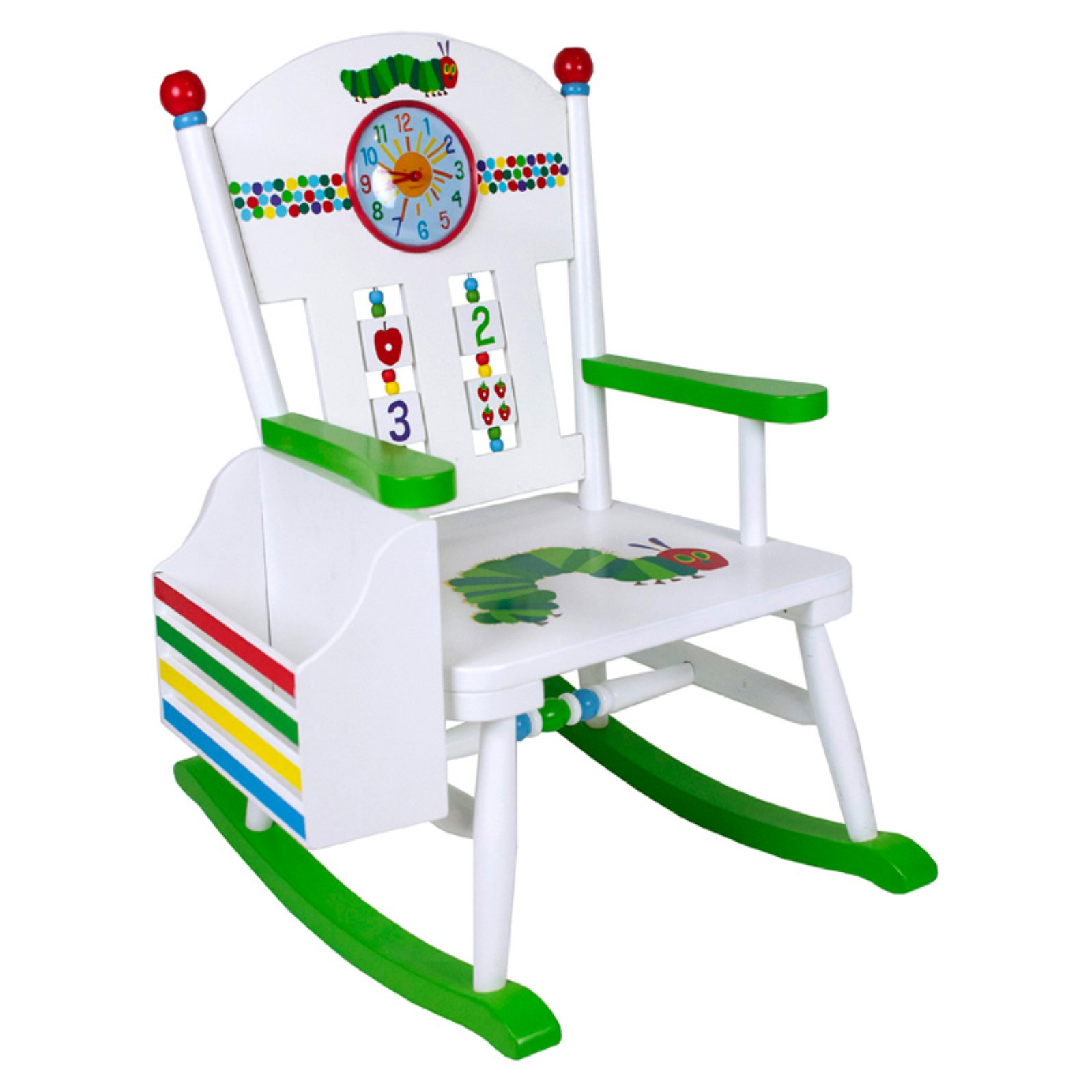 Wildkin The Very Hungry Caterpillar Rocker