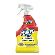 Best Urine Odor Removers - Resolve Urine Destroyer Pet Urine Stain and Odor Review