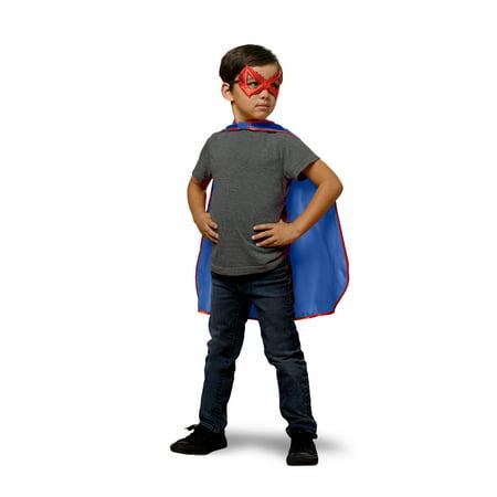 Super Hero Cape (Adventure Force Super Hero Cape and Mask,)