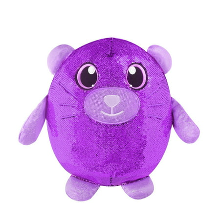 Shimmeez, Large Size Cristy Cat, Sequin Plush Stuffed Animal - Cheap Cat Stuffed Animals