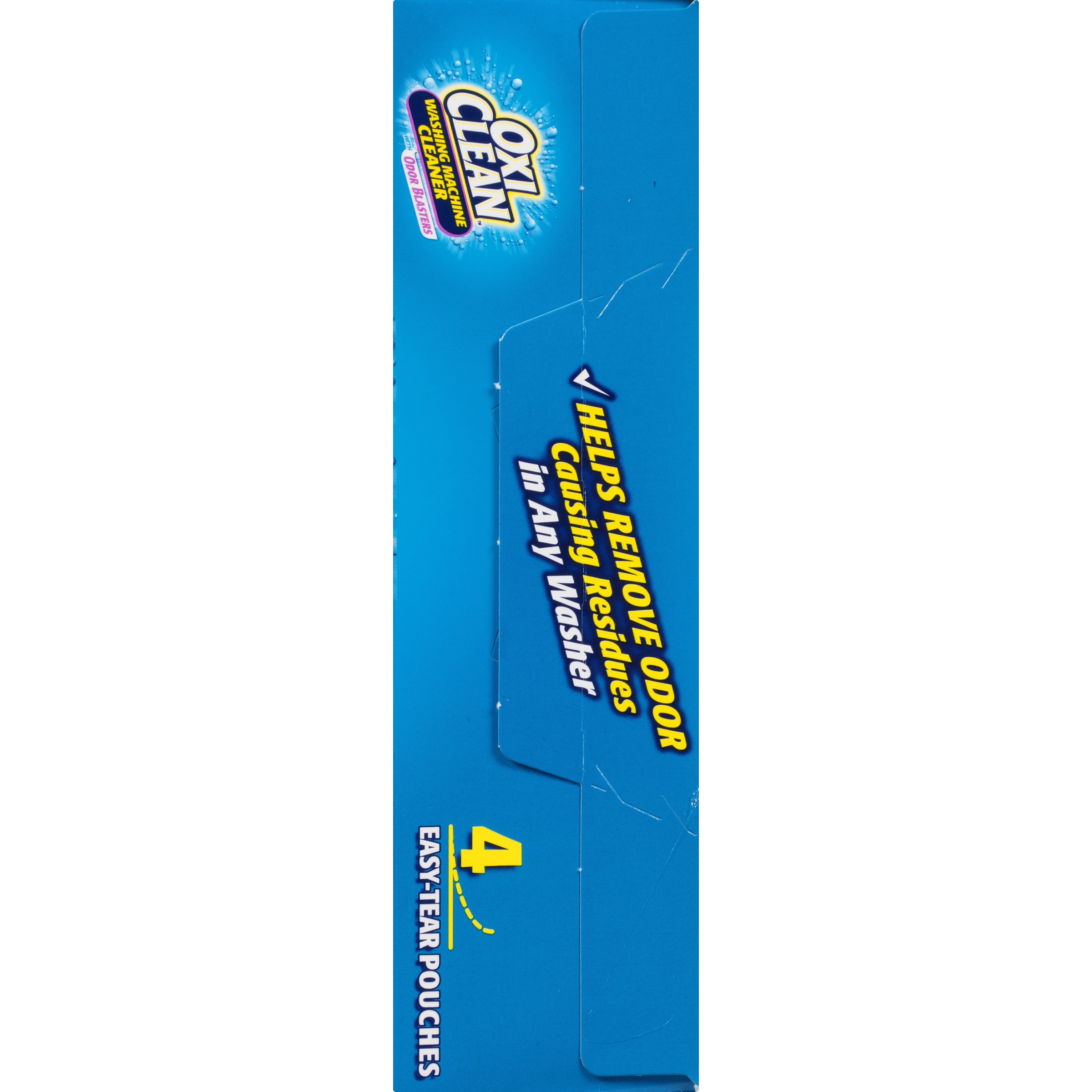 Oxiclean Washing Machine Cleaner 4 Count Cleaner Removes
