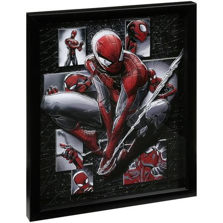 Marvel Ultimate Spider-Man Framed Print