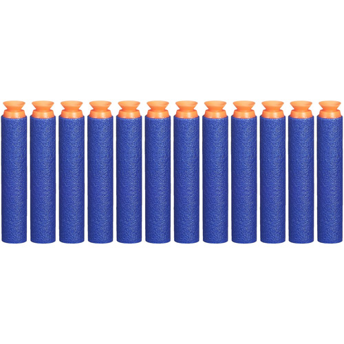 Nerf N-Strike Elite Universal Suction Darts, 12-Pack