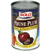 Solo Prune Plum Filling, 12 oz (Pack of 6)