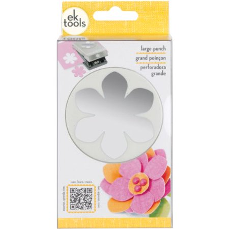 Flower Paper Punch - Perfect for card making scrapbooking and any paper