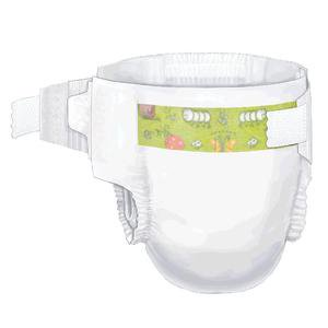 Curity Diaper - Curity Baby Diaper, Size 1, Small