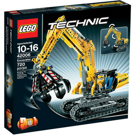 lego technic excavataor. Black Bedroom Furniture Sets. Home Design Ideas