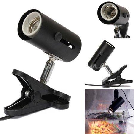 300w Ceramic Heat Uv Uvb Lamp Light Holder Brooder For