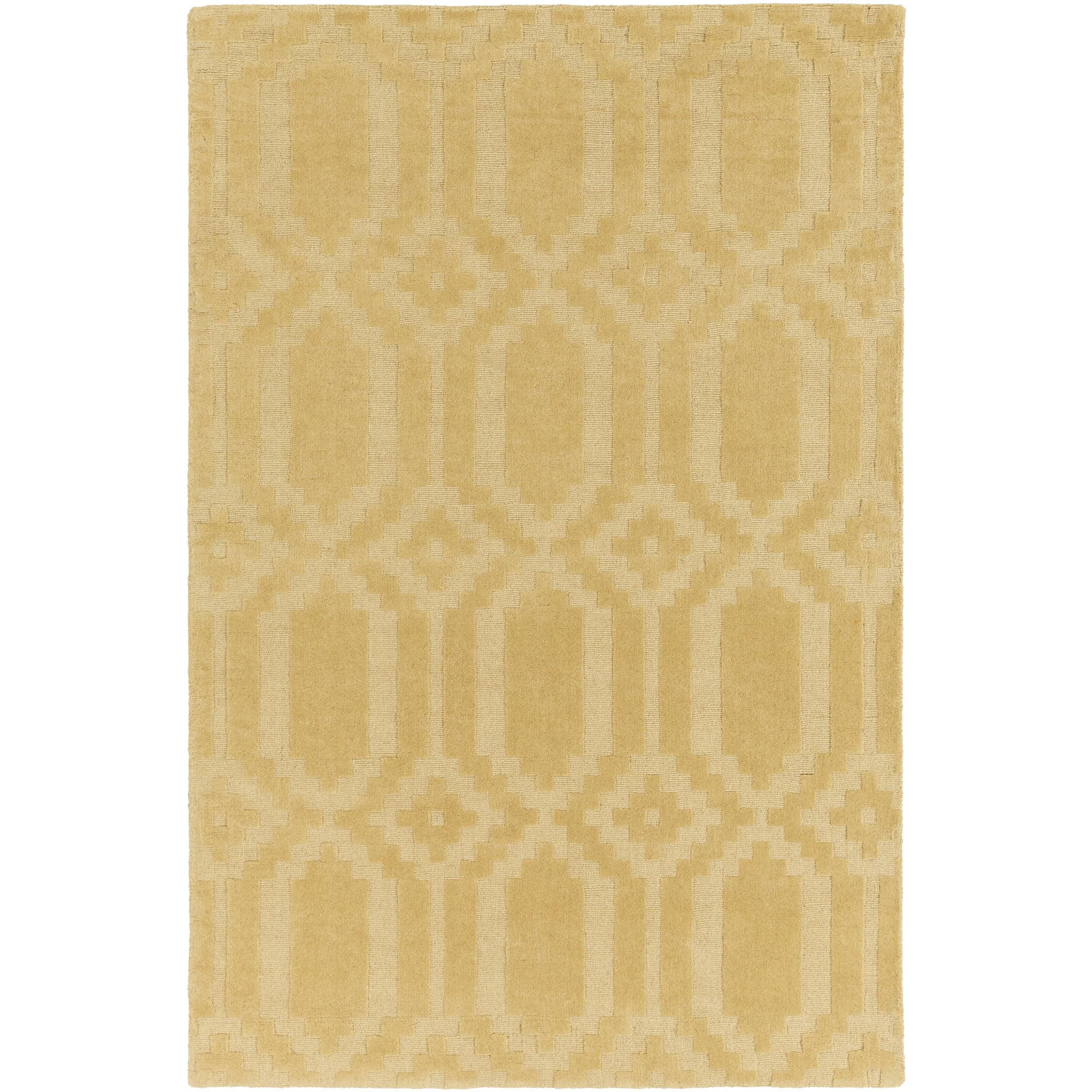 Surya Carpet, Inc. Hand-Loomed Hinckley Wool Rug (2' x 3') - 2' x 3'