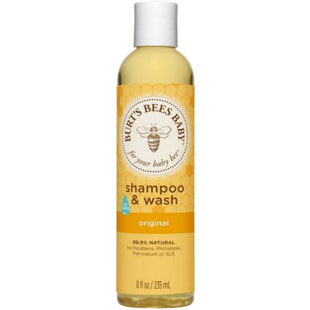 6 Pack   Burts Bees Baby Bee Original Shampoo   Wash 8 Oz